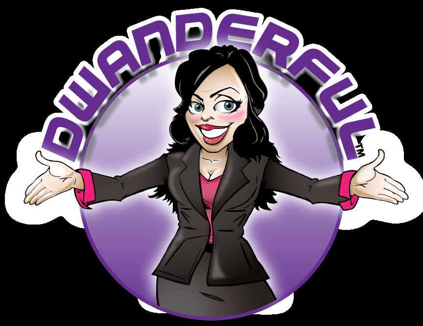 Dwanderful Site Logo